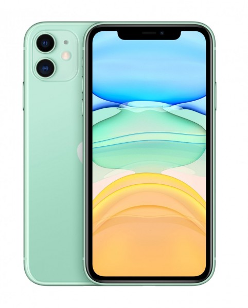 """Apple iPhone 11""""Grün 128 GB"""