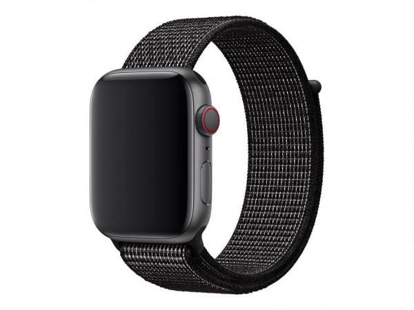 """Apple Nike Sport Loop""""Schwarz 44 mm"""