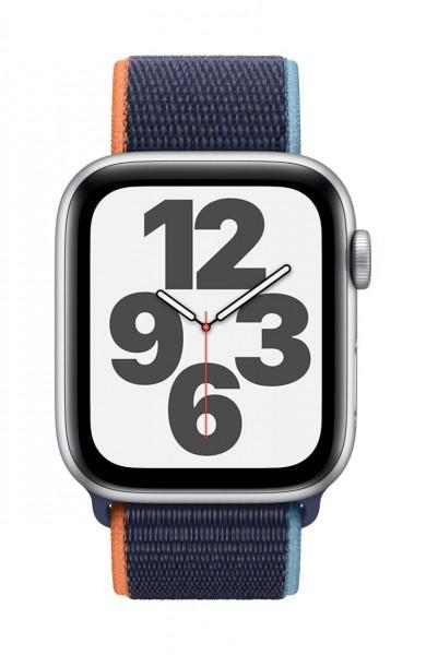 "Apple Watch SE Aluminium Silber""44 mm"