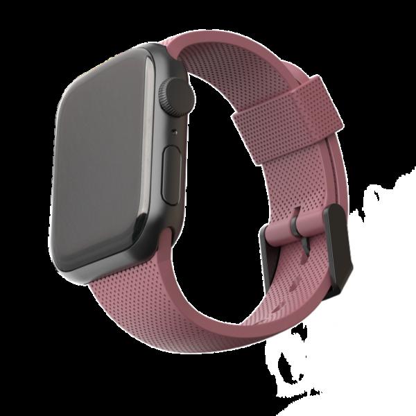 "UAG Urban Armor Gear [U] Dot Silikon Armband""Rosa"
