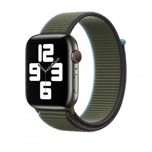 "Apple Sport Loop""Invernessgrün 44 mm"