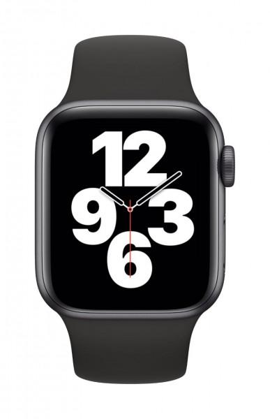 "Apple Watch SE Aluminium Space Grau""40 mm GPS"