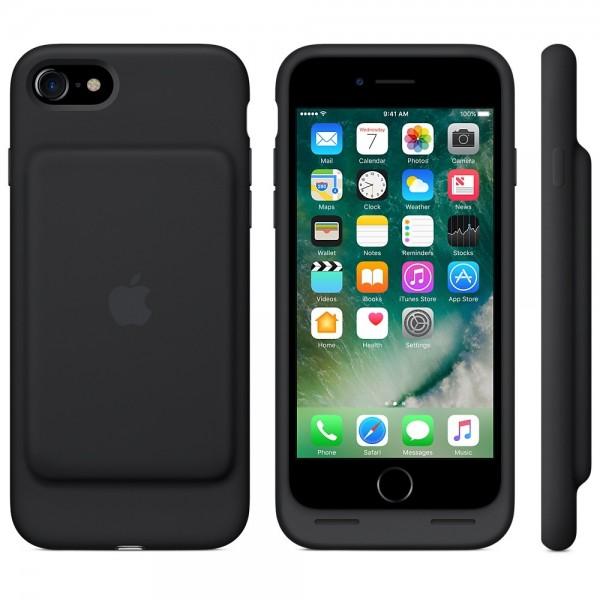 "Apple iPhone 7 Smart Battery Case""Schwarz"