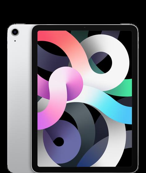"Apple iPad Air (4. Generation)""Silber 256 GB Wi-Fi + Cellular"