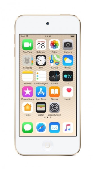 """Apple iPod Touch 7G""""Gold 32GB"""
