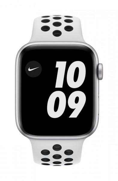 "Apple Watch Nike Series 6 Aluminium Silber""44 mm GPS"