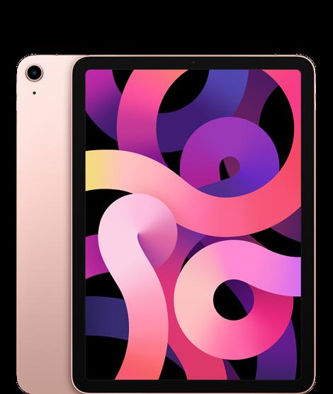 """Apple iPad Air (4. Generation)""""Roségold 256 GB Wi-Fi"""